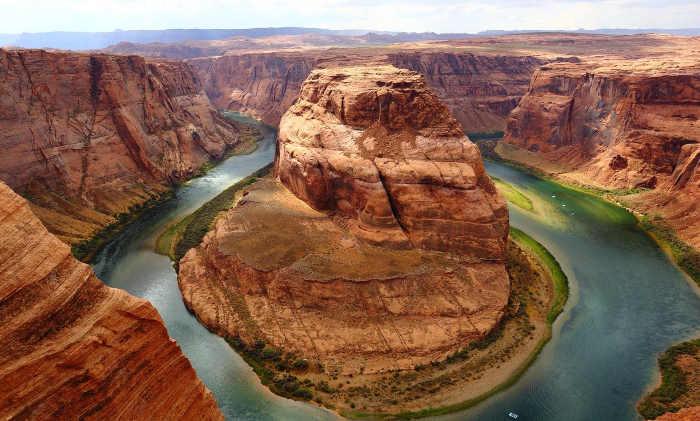 Η μυστηριώδες εξαφάνιση ενός τεχνικού υπολογιστών στο Grand Canyon