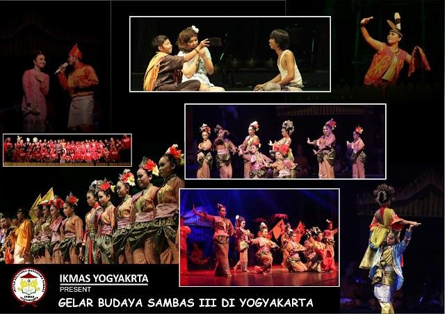 IKMAS Akan Gelar Budaya Sambas III di Yogyakarta