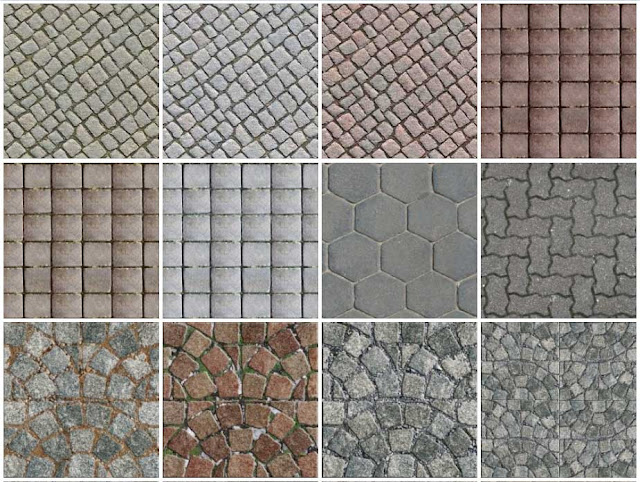 SKETCHUP TEXTURE  TEXTURE OUTDOOR  PAVING STONE  COBBLESTONE     TEXTURES OUTDOOR PAVING TERRACOTTA TILES