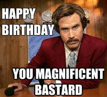 40 Best Funny and Sarcastic Happy Birthday Memes | The ...