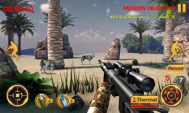 Wild Hunter 3D MOD APK