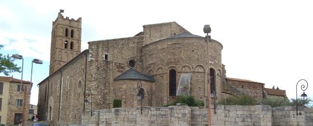 La catedral d'Elna