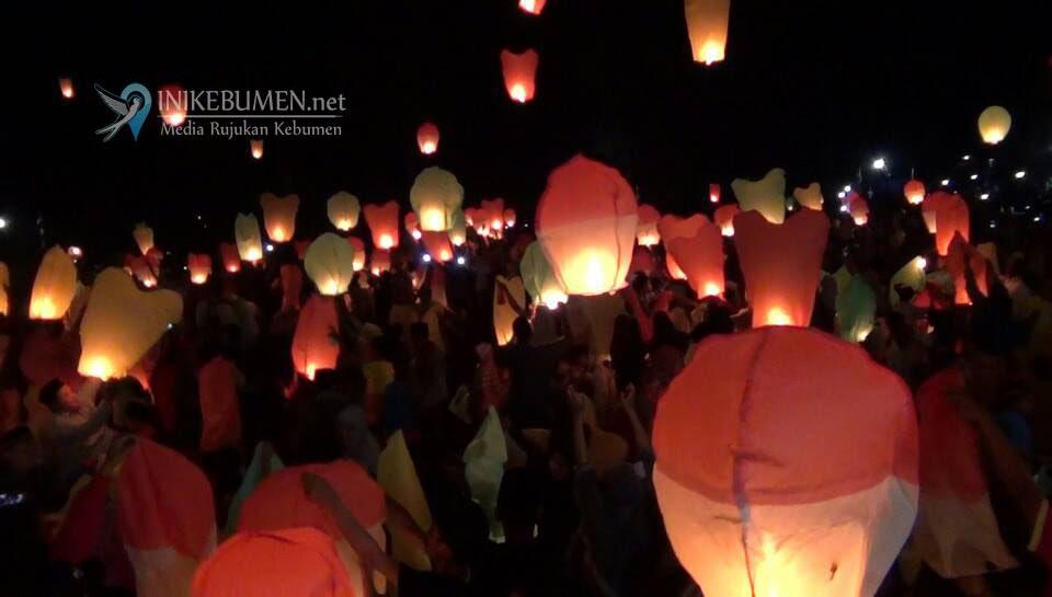 Jelang Lebaran, Pemkab Kebumen Larang Masyarakat Menerbangkan Balon Udara dan Lampion