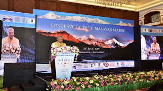 1st Himalayan Conclave held at Uttarakhand