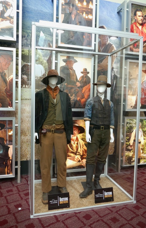 Sisters Brothers movie costumes