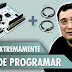 Fácil, extremamente fácil de programar!