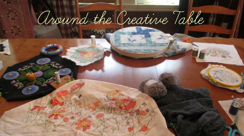 Around the creative table