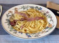 Σπαγγέτι καρμπονάρα γνήσια ιταλική συνταγή - by https://syntages-faghtwn.blogspot.gr