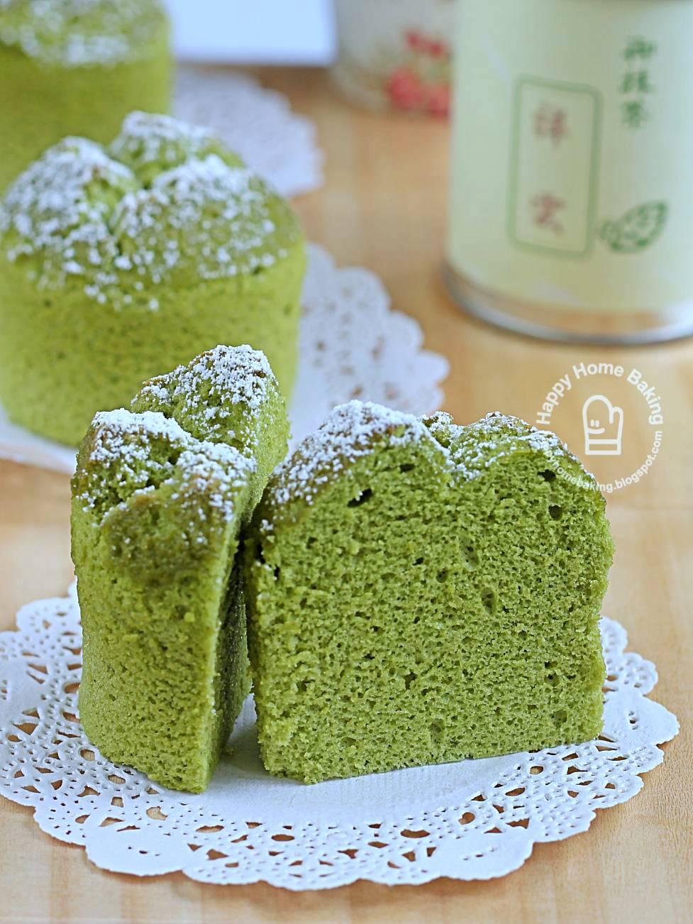 Extra Light Chiffon Cake Recipe