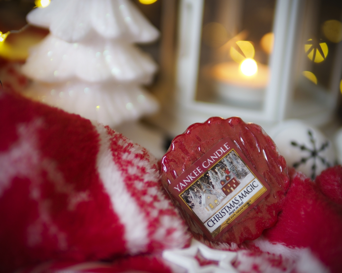 Najpiękniejszy zapach świąt - Christmas Magic by Yankee Candle