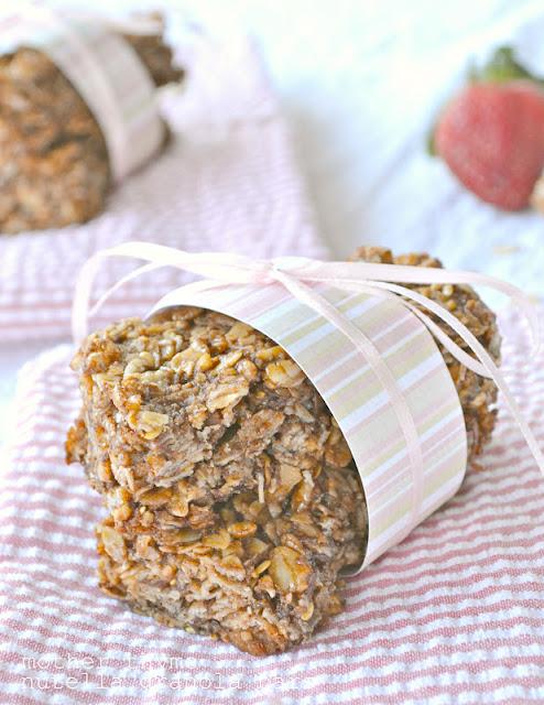 Nutella Granola Bars