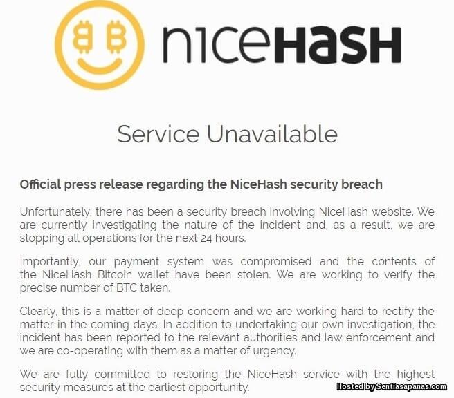 Bitcoin NiceHash Digodam