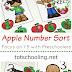 Apple Number Sorting 1-5