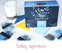 the tetley signature