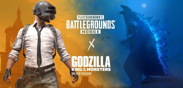 PUBG Mobile Kolaborasi Godzilla, Ketahui Informasinya Hanya Disini