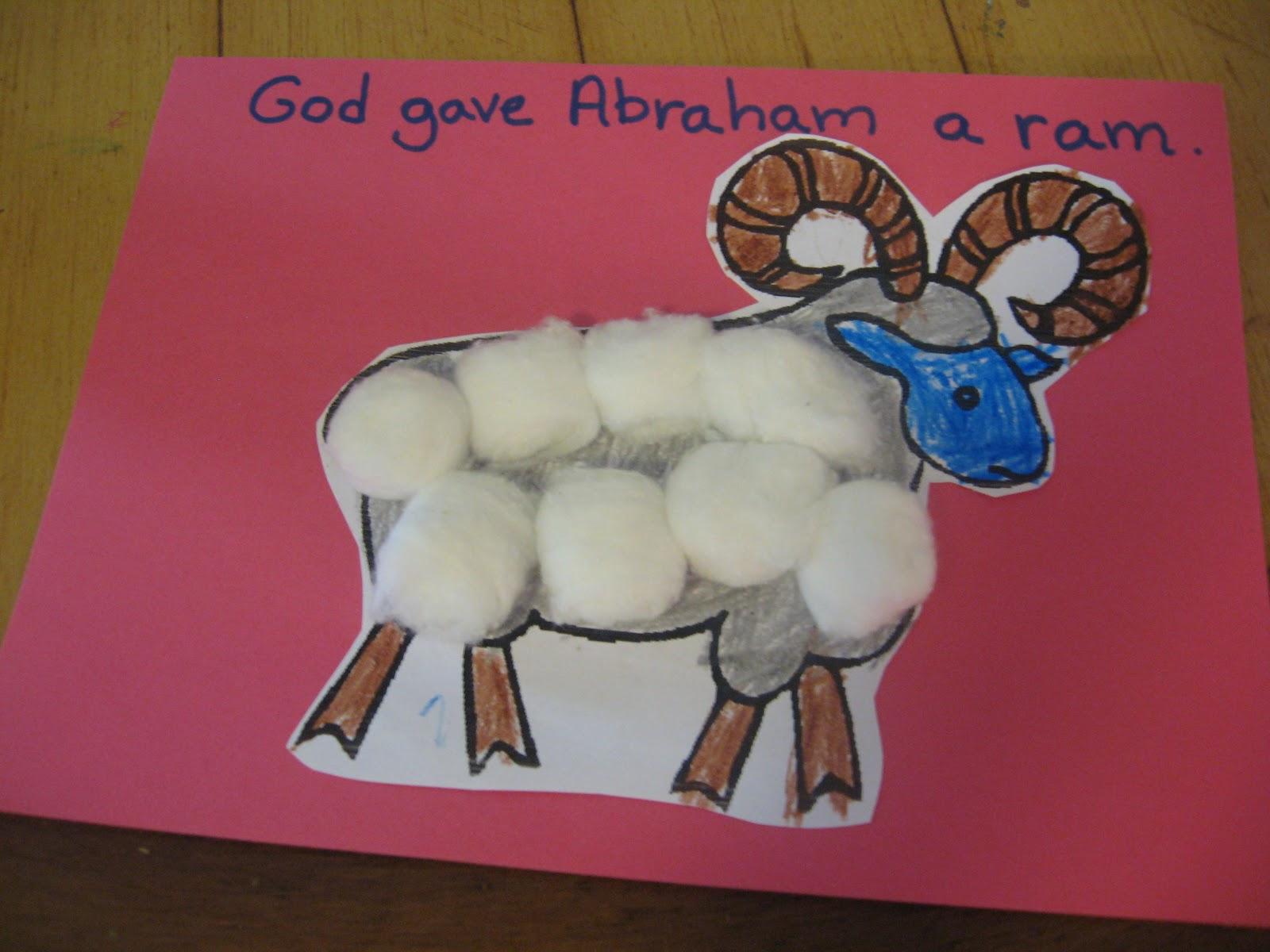 Tiny Hearts Blog Lesson 21 Abraham And Isaac