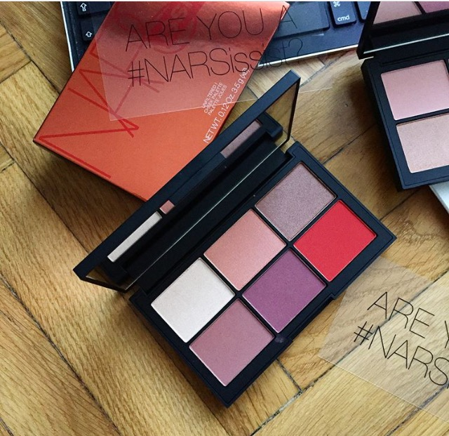 Paleta Unfiltered I de Nars