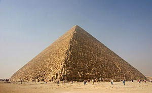 Piramida Agung Giza Mesir