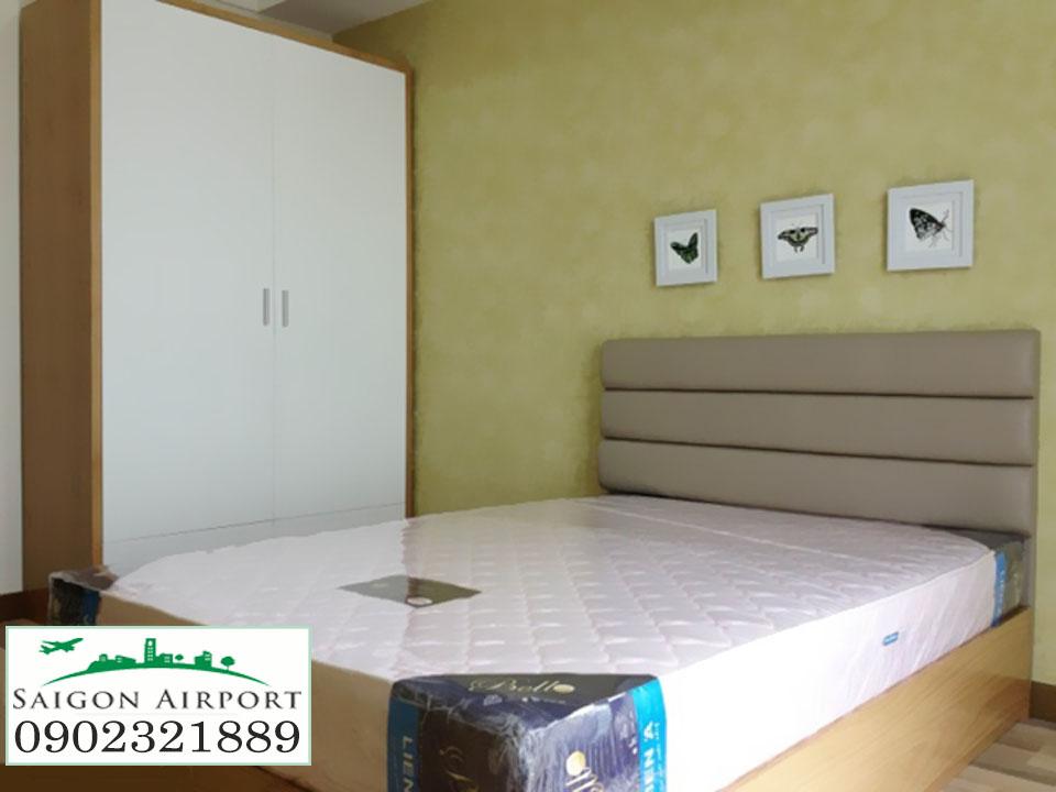 Bán căn hộ Saigon Airport quận Tân Bình - giường ngủ