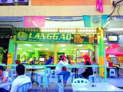 Restoran Langgaq tempat menarik di kuala lumpur