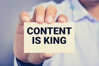 blogs inhoud belangrijk