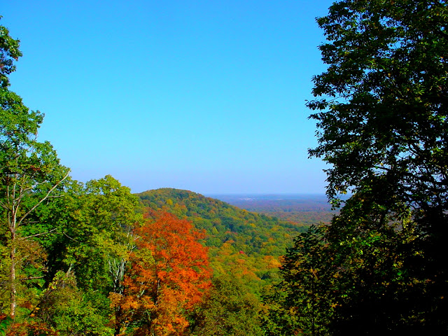 Hilltop Vista - Clark State Forest