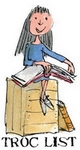troc liste échange livres blog  Bibliza