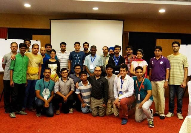 Indian Puzzle Championship 2017 Participants
