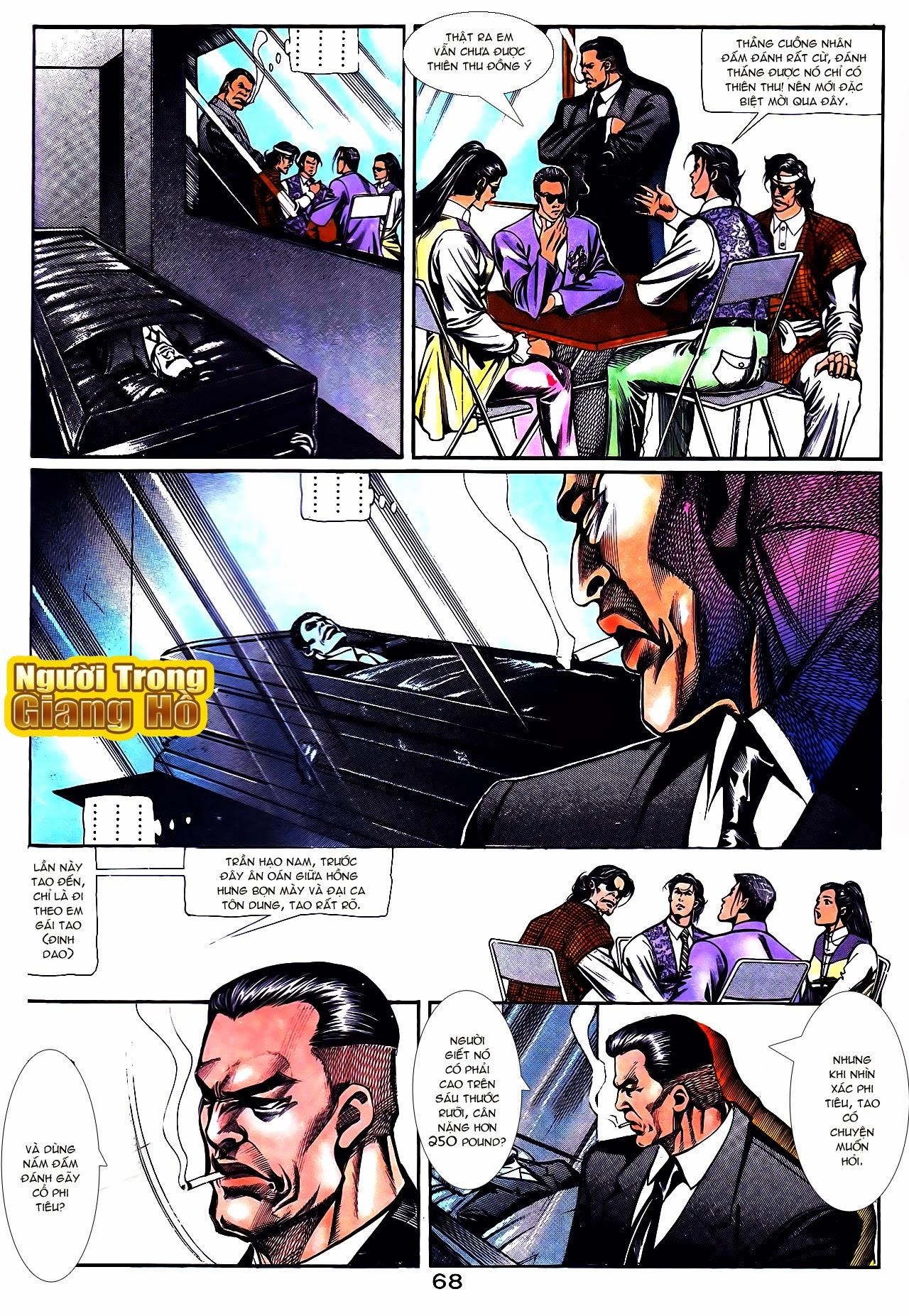 Người Trong Giang Hồ chapter 109: đại ca hùng phong trang 12