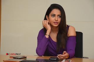 Actress Rakul Preet Singh Latest Stills in Beautiful Long Dress  0239.JPG