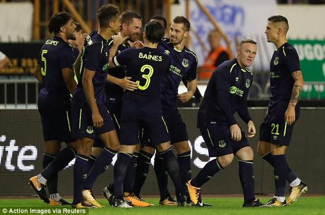 Lượt về play-off Europa League: Everton, Milan mở hội