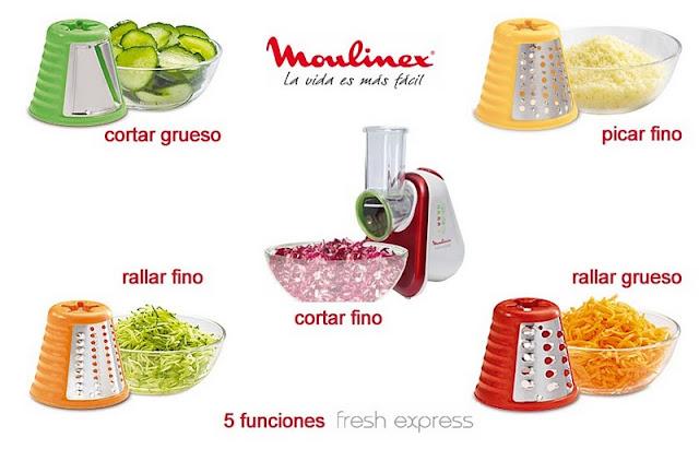 Con sabor a canela moulinex fresh express - Cocina electrica carrefour ...