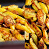 Szybkie i proste pieczone ziemniaki z czosnkiem i ziołami (2 składniki)