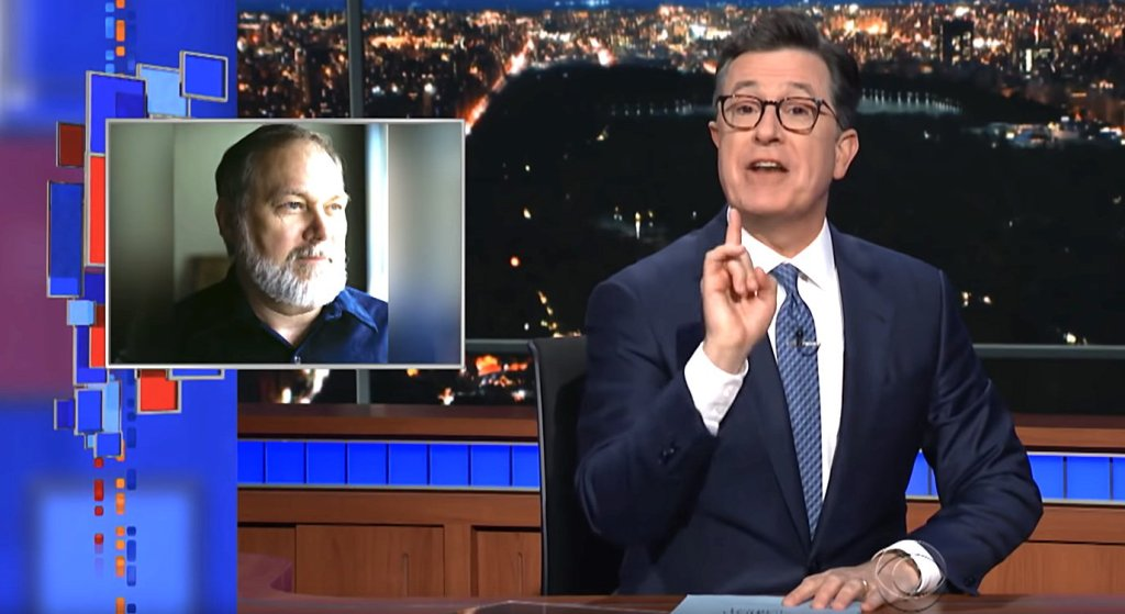 video Colbert marriage anti gay