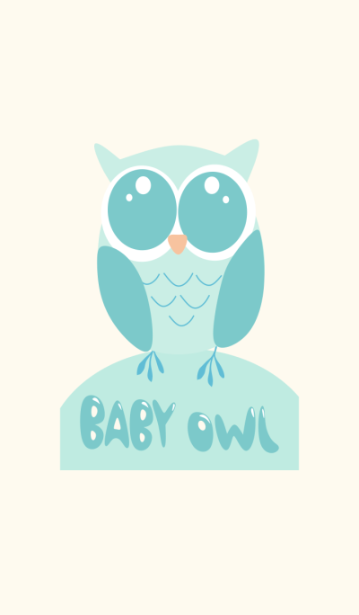 Simple Owl Pastel