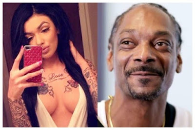 IG model Celina Powell Exposes Rapper Snoop Dogg For Allegedly Cheating With her