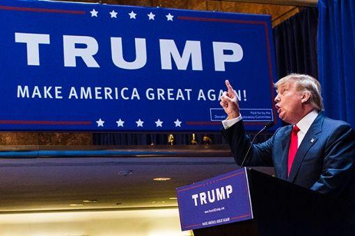 Trump dispuesto a presentarse para la reelección