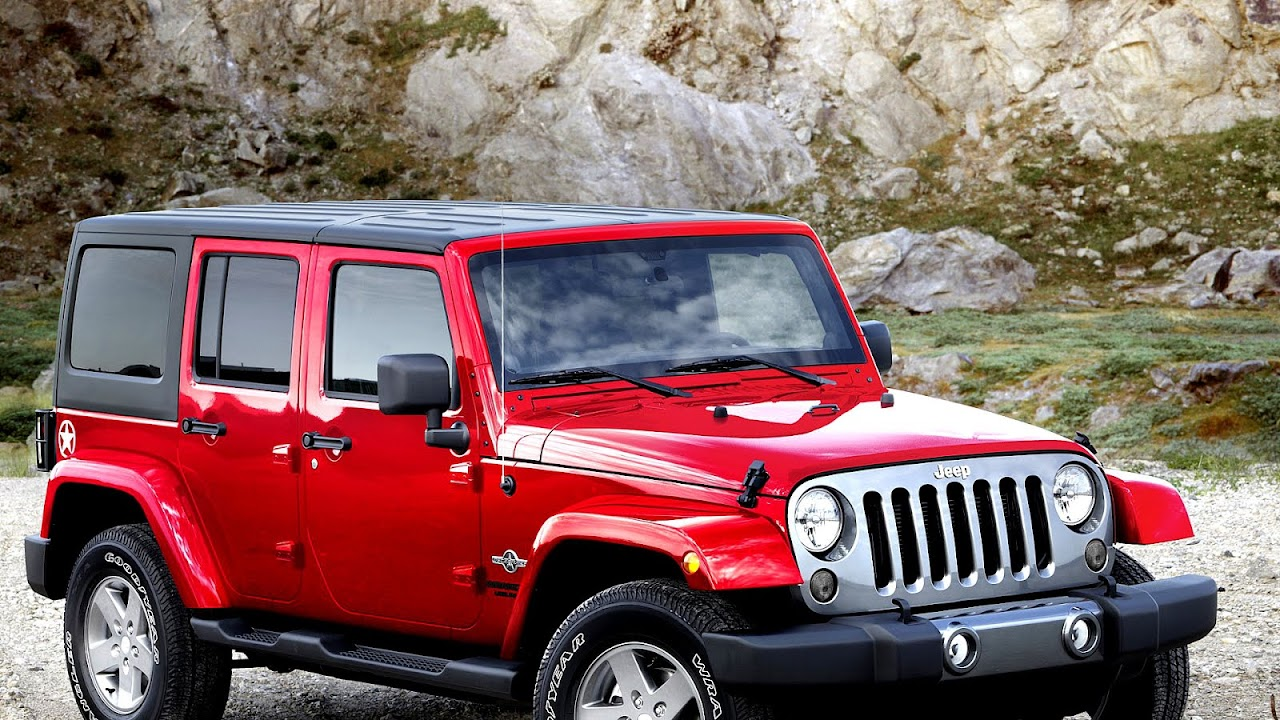 How Much Do Jeep Wranglers Cost