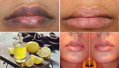 Memerahkan bibir secara cepat dan alami