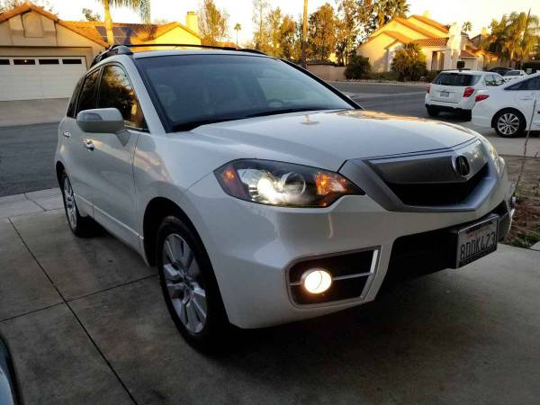 Tech Package, 2010 Acura RDX SH-AWD Turbo