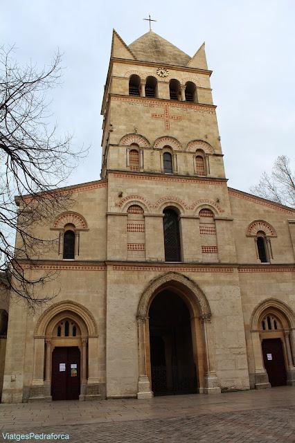 Basilique d'Ainay,Presqu'ile, Lyon, Lió, Rhône, Rhône-Alpes, França, France