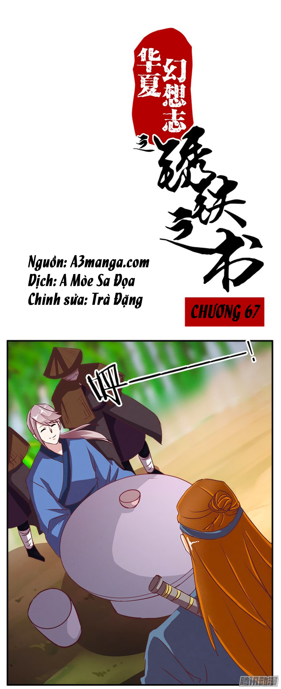 Tú Thiết Chi Thư Chap 67 - Next Chap 68