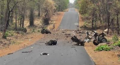 Gadchiroli Naxal Attack, in Maharashtra | IED Attack in Maharashtra by Naxals | How many Army Killed? | Naxals Attack