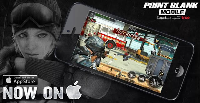 Download Point Blank Versi Mobile 2017