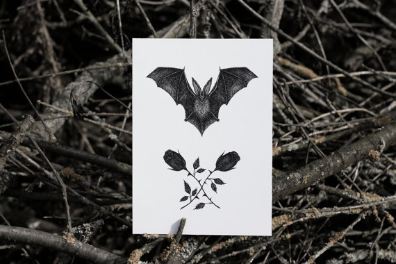 dark art, bat