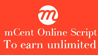 Mcent Online Script - Unlimited Online Referral Loot For Mcent working in 2016 (May June)