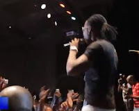 VIDEO: Flavour Live in Botswana Concert , Flavour Live in Concert