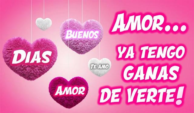 Las Mejores Imagenes Con Frases Cortas Buenos Dias Amor Ya Tengo