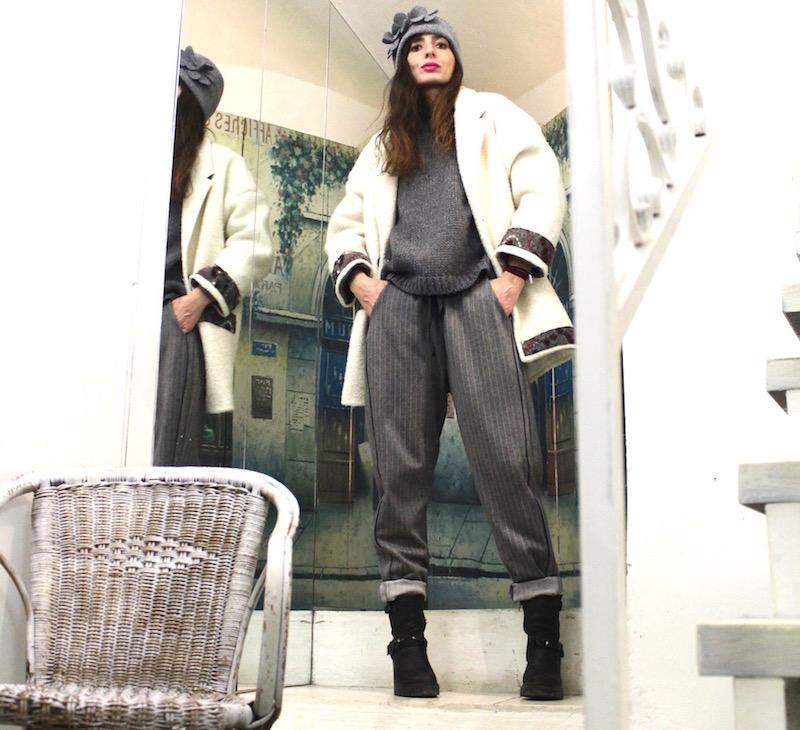 low priced 7f732 3f18f Outfit invernali e morbidi a Bologna. Outfit d  inverno e morbidezza