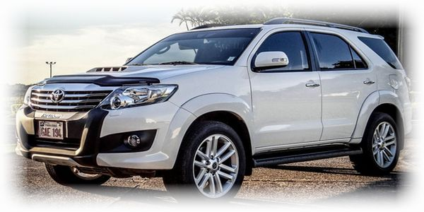 Good Vehicle With Using Toyota Fortuner 2012 | 2016 Toyota